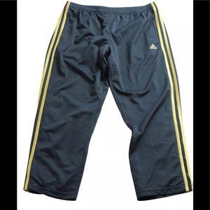 Men's Adidas Capri Below the knee Athletic pants